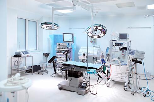 חדר ניתוח בבית חולים אסותא אשדוד